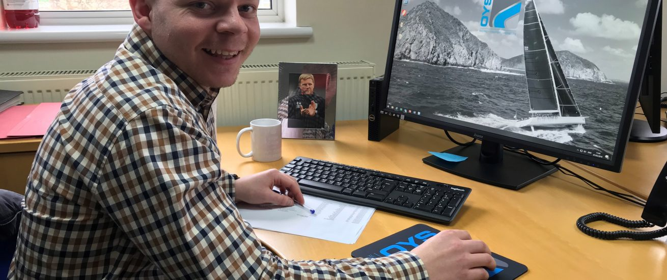 Dan Whitelock Promoted to Project Manager at OYS