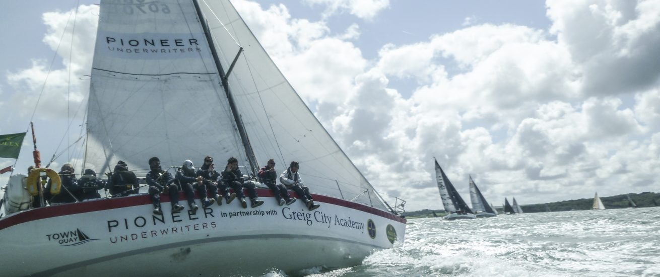 GCA Sailing Club - Project Scaramouche