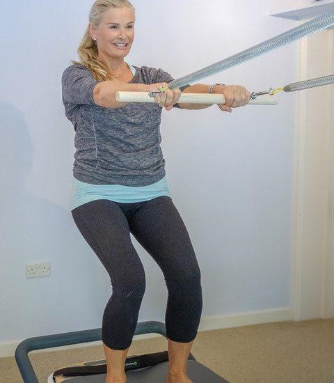 Juliet's pilates wellness challenge